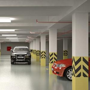 Автостоянки, паркинги Гая
