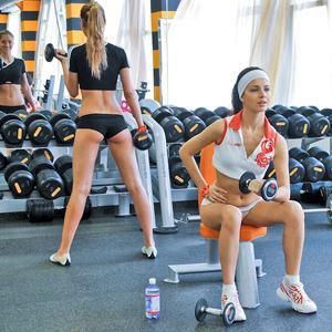 Фитнес-клубы Гая