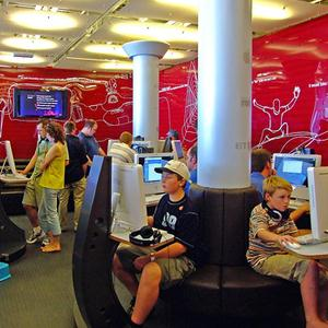 Интернет-кафе Гая